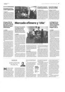 Mercado Efímero y Chic
