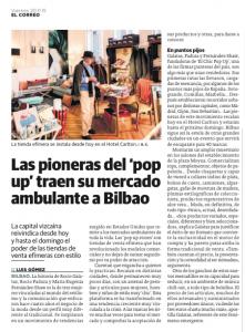 PopUpChic en Bilbao